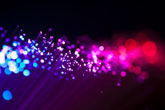 Fiber optic Royalty Free Stock Photo