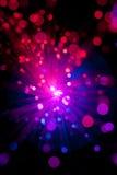 Fiber optic abstract Stock Photos