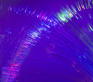 Fiber optic background Stock Image