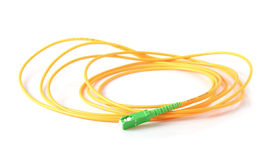 Fiber optic cable Stock Image