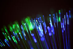 Fiber optics Stock Photos