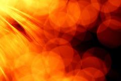 Fiber optics background Stock Image