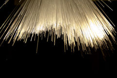 Fiber optics Royalty Free Stock Images