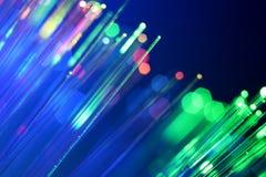 FIber optics Royalty Free Stock Images