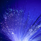 Fiber Optics Royalty Free Stock Image