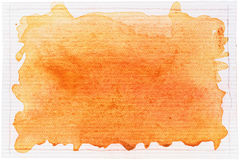 Fiber paper. Paper abstract texture. background - natural fiber. colored watercolor paint Royalty Free Stock Image