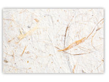 Fiber paper. From Hand made Royalty Free Stock Photo