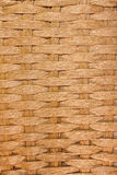 A fiber pattern background, making from weave a rope Royalty Free Stock Photo