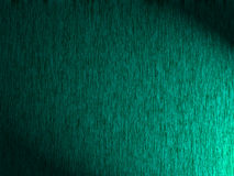 Fiber texture shaded turquoise color. Royalty Free Stock Image