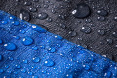Fiber waterproof fabric Royalty Free Stock Photos