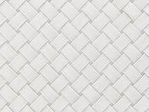 Fiber. White fiber texture. close up 3d illustration Royalty Free Stock Photography