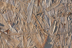 Fiberboard panel Royalty Free Stock Photo