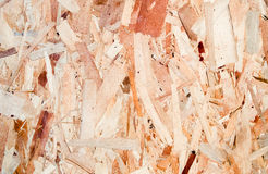 Fiberboard panel  surface Stock Image