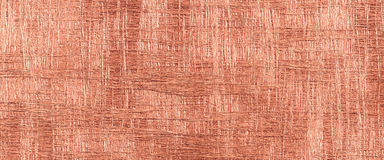 Fiberboard. Small section of brown fibreboiard Royalty Free Stock Photos