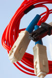 Fibercable stock images