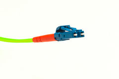 Fiberchannel kabel zdjęcie royalty free
