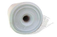 Fiberglass self-adhesive mesh Stock Photography