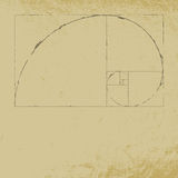 Fibonacci Royalty Free Stock Images