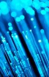 Fibra óptica Fotografia de Stock