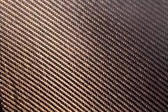 Fibra del carbonio Fotografie Stock Libere da Diritti