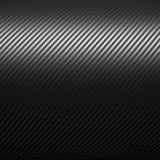 Fibra del carbonio Immagine Stock