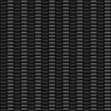 Fibra grigia senza giunte del carbonio illustrazione vettoriale