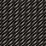 Fibra inconsútil del carbón Imagenes de archivo