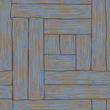 Fibra listrada de madeira fundo textured Imagem de Stock Royalty Free