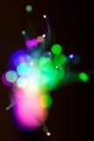 Fibra ottica Fotografia Stock
