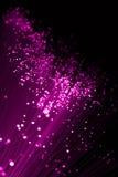Fibra rosada imagen de archivo libre de regalías