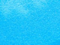 Fibras da textura e do fundo da tela, (ciana) Imagem de Stock Royalty Free