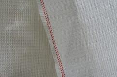 Fibre de tissu de fibre de verre pour la construction de bateau photographie stock