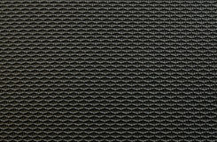 Fibre noire extérieure de plan rapproché vieille au fond de texture de bagage Photographie stock