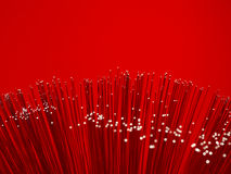 Fibre Optic Royalty Free Stock Photos