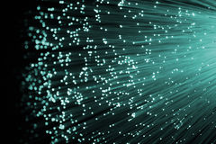 Fibre optical Royalty Free Stock Photo