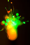 Fibre optics Royalty Free Stock Photography