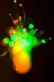 Fibre optics Royalty Free Stock Photography