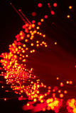 Fibre optics Stock Images