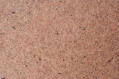 Fibreboard texture Stock Image