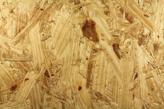 Fibreboard of wood chips  background Stock Images