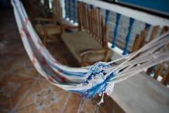 Fibres déchiquetées d'hamac Photos libres de droits