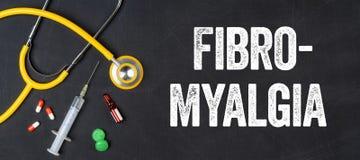 Fibromyalgia Royalty Free Stock Image