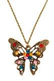 Fibula della farfalla Fotografie Stock
