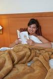 Ficar em um hotel Imagens de Stock Royalty Free