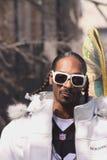 Ficcanaso Dogg Fotografia Stock