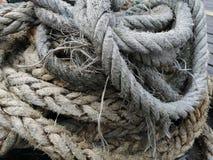 Ficelle de corde photographie stock libre de droits