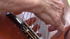 Ficelles de guitare acoustique clips vidéos