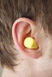 Fiche d'oreille photos libres de droits