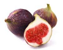 Fichi maturi della frutta Fotografie Stock Libere da Diritti