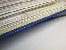 Fichiers 2 de bureau Image stock